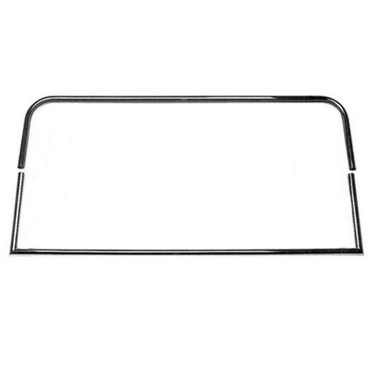 Garage Sale - Two Piece Round Top Windshield Frame