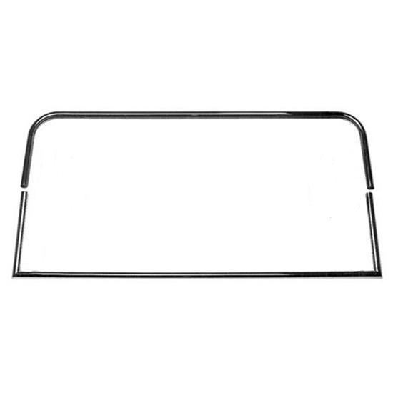 Garage Sale - Two-Piece Round Top T Windshield Frame