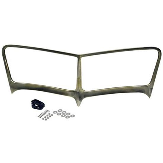 Past Tech 1935-36 Ford DuVall   Windshield Frame