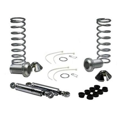 Speedway Coilover Shock Kit, 300 Rate, 13.1 Inch Mounted