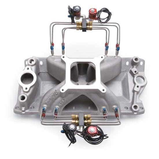 Edelbrock 72925 Super Victor Series Intake Manifold
