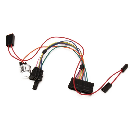 1964 gm steering column wiring