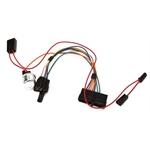 ididit 1962 nova steering column wiring harness 4 way flasher kit
