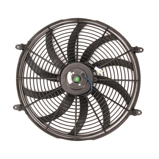 Electric Cooling Fans : Speedway electric cooling fan