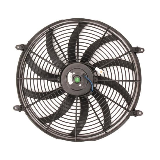 Electric Radiator Fan : Speedway electric cooling fan