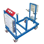 Deluxe Portable Test Engine Stand