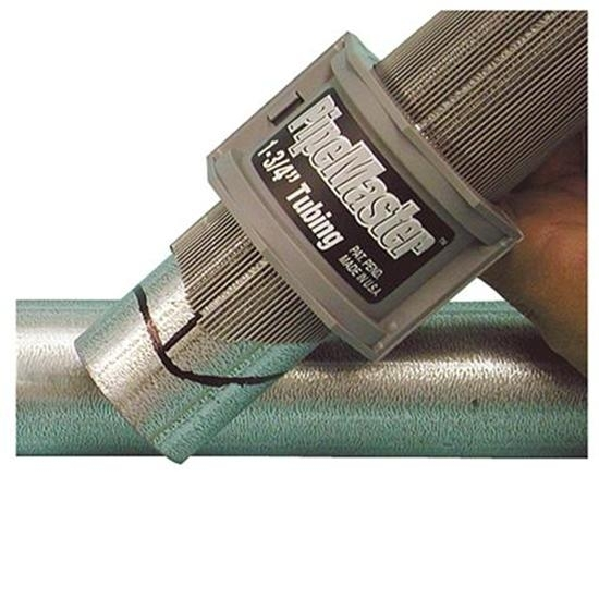 Pipemaster P T175 Contour Gauge For 1 3 4 Inch O D Tubing
