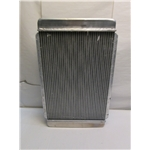 Garage Sale - Universal Aluminum Radiator, 26 Inch Tall, Passenver Side Outlet