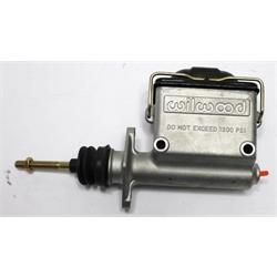 """Garage Sale - Wilwood High Volumne Aluminum Master Cylinder, 1.00"""" Bore"""