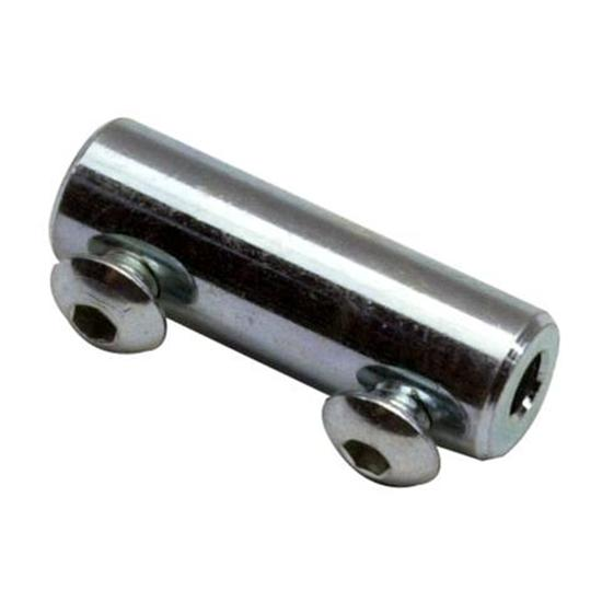 Carburetor Throttle Rod Linkage Connector, 1/4 Inch