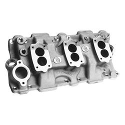 Offenhauser 1955-1986 Small Block Chevy Three Deuce Intake Manifold