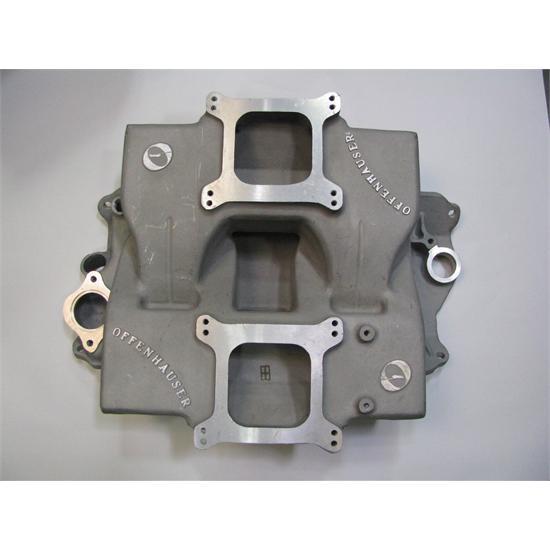 Offenhauser Small Block Chevy Ram Intake