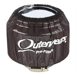 Outerwears Black Shielded Breather Pre-Filter