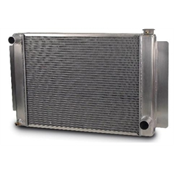 AFCO 80102N-16 Universal Fit Racing Radiator, 22 Inch