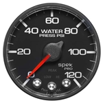 Auto Meter P345328 Spek-Pro Digital Stepper Motor Water Pressure Gauge