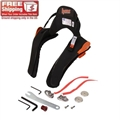 HANS DK12034-421 Adjustable Hans Device, Quick Click, SA, Medium