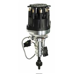 MSD 2358 Pro-Billet Cam Sync Distributor, Ford 289, 302 Steel Gear