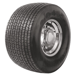 Coker Tire 72175 Pro Trac Rear Street Tire, 445/50-15