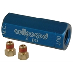 Wilwood 260-3278 Residual Pressure Valve with Fittings