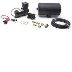 RideTech 30121000 Standard Air Ride Suspension 2 Wheel Compressor Kit