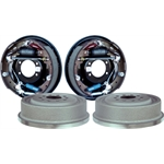 Currie 96227 11 x 2-1/4 Inch Drum Brake Kit w/5 x 4-1/2 and 5 x 4-3/4 BP