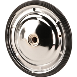 Garage Sale - Chrome 7-1/2 Inch Pedal Car Drive Wheel and Tire Combo, Drive