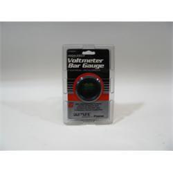 "Garage Sale - 2"" Electrical Self Illuminated Voltmeter Bar Guage"