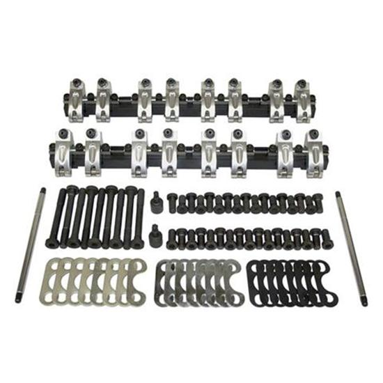 Platinum Series Small Block Chevy Shaft Rocker Arms 1.6:1