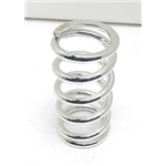 Garage Sale - AFCO 7 Inch Chrome Coil-Over Springs, 450 Rate
