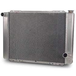AFCO Economy Universal GM Aluminum Racing Radiator, 27-1/2 Inch