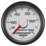 Auto Meter 8526 Gen 3 Dodge Factory Mechanical Exhaust Pressure Gauge