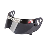 Impact Racing SA10 Light Smoke Replacement Helmet Shield, Fits Champ