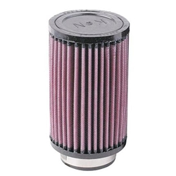 K&N Filters RD-0520 6 Inch Single Stack Injector Air Filter 2-1/8 Inch