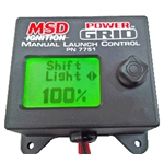 MSD 7751 Launch Control Module for Power Grid System