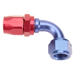 Fragola 229011 90 Degree Adapter Hose End Fitting, -12 AN to -10 AN