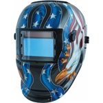 Titan Tools 41265 Tekz Solar Powered Auto Darkening Welding Helmet