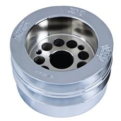 Fluidampr Balancers 550203 8BA Ford Flathead Damper, Wide Belt