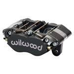 Wilwood 120-9736-SI Billet Narrow Mount Dynapro Caliper-.81 Inch Rotor