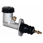 Wilwood 260-1304 Integral Reservoir Alum. Master Cylinder, 3/4 In Bore