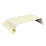 Oil Cooler Scoop, White, 7 Inch Wide x 11 Inch Deep