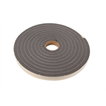 Heater Sealing Foam, 25 FT Roll, 3/4 Inch Thick x 1-1/4 Inch Wide