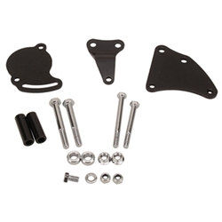 Power Steering Pump Bracket Set for Short Water Pump,Small Block Chevy