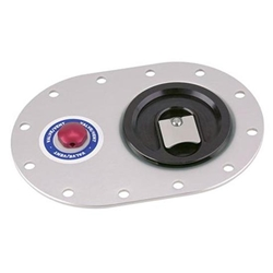 Garage Sale - Fuel Safe SFP 240 Top Plate & Cap
