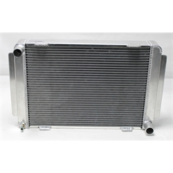 Garage Sale - AFCO Custom 24-3/4 X 16 Inch Radiator, No Filler Neck