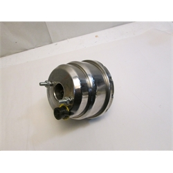 Garage Sale - Dual Diapragm 7 Inch Stainless Brake Booster