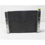 Garage Sale - Speedway Double Pass Aluminum Radiator, Chevy 28 Inch