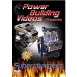 DVD - Power Building Videos, Superchargers, 2 Disc Set