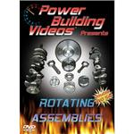 DVD - Power Building Videos, Rotating Assemblies, 2 Disc Set