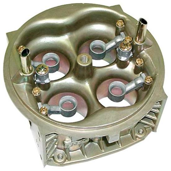 Proform 67100C 650-800 CFM Holley Carburetor Main Body