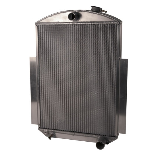 AFCO 1938-1946 GM Truck Aluminum Radiator, Chevy Engine